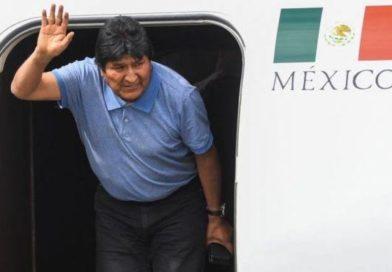 Se va Evo Morales de México; viaja a Cuba